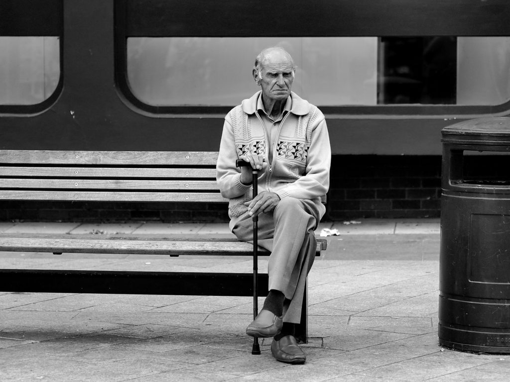 old-man-on-bench